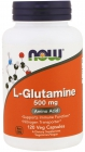 L-Glutamine 500 мг 120 капсул