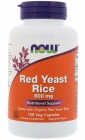 Red Yeast Rice 600 мг 120 капсул
