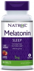 Melatonin Fast Dissolve Strawberry 3 мг 90 таблеток