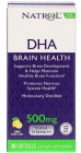 DHA Brain Health Lemon 500 мг 30 гел. капсул
