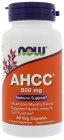 AHCC Immune Support 500 мг 60 капсул