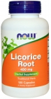 Licorice Root 450 мг 100 капсул
