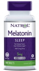 Melatonin Time Release 5 мг 100 таблеток