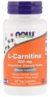 L-Carnitine 500 мг 60 капсул