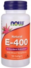 Vitamin E-400 IU Mixed Tocopherols 100 гел. капсул