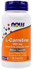 L-Carnitine 250 мг 60 капсул