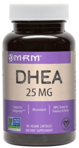 DHEA 25 мг 90 капсул