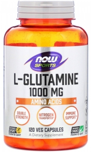 L-Glutamine 1000 мг 120 капсул