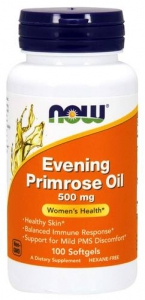 Evening Primrose Oil 500 мг 100 гел. капсул