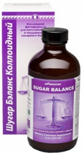 Sugar Balance Colloidal 237 mll