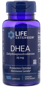 DHEA 25 мг 100 капсул