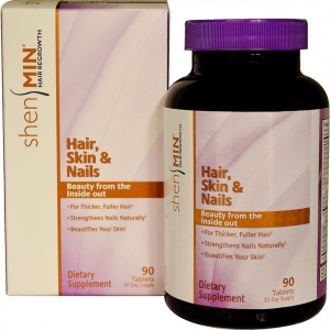 Shen Min Hair, Skin and Nails 90 tab